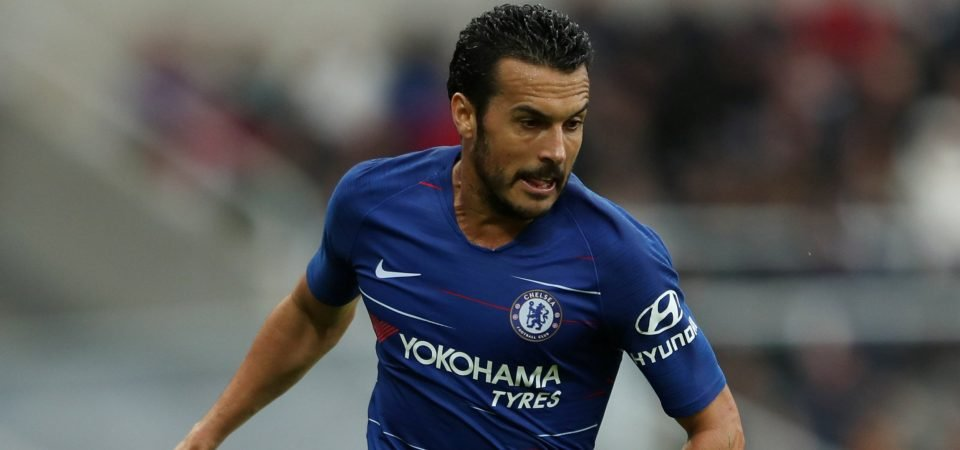 Revealed: 93% of Chelsea fans consider Pedro to have been a good signing