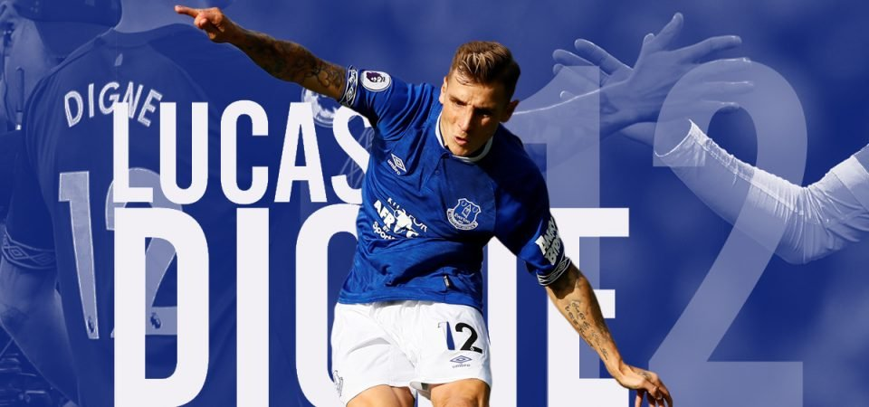 Player Zone: Lucas Digne should be considered Everton's signing of the summer
