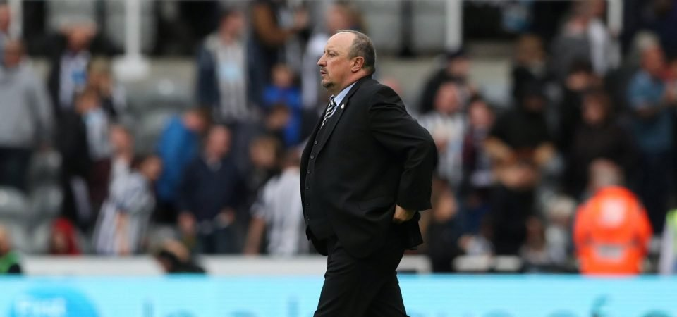 These Newcastle fans are starting to turn on Rafa