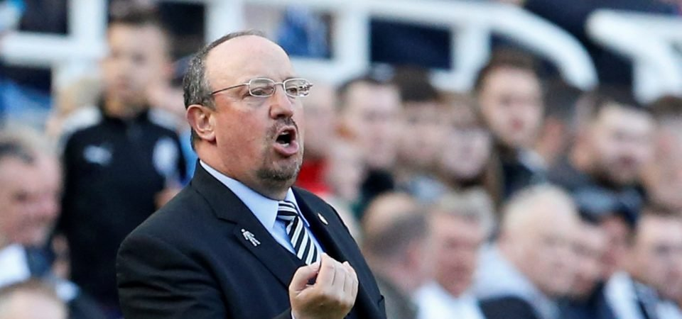 Newcastle United fans want Benitez to be sacked following defeat to Leicester City