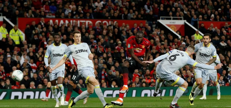 Manchester United fans want striker Romelu Lukaku to be dropped after Derby display