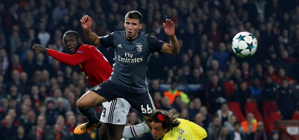 Man United should take advantage of Benfica's troubles by targeting Ruben Dias in January