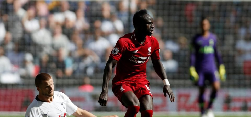 Sadio Mane touted as a future Manchester United mega star