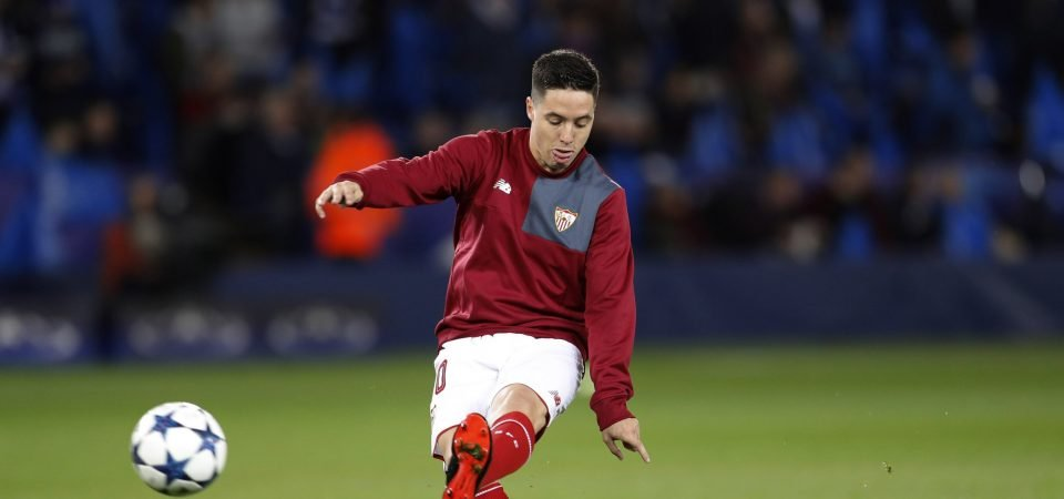 West Ham should swerve move for Samir Nasri
