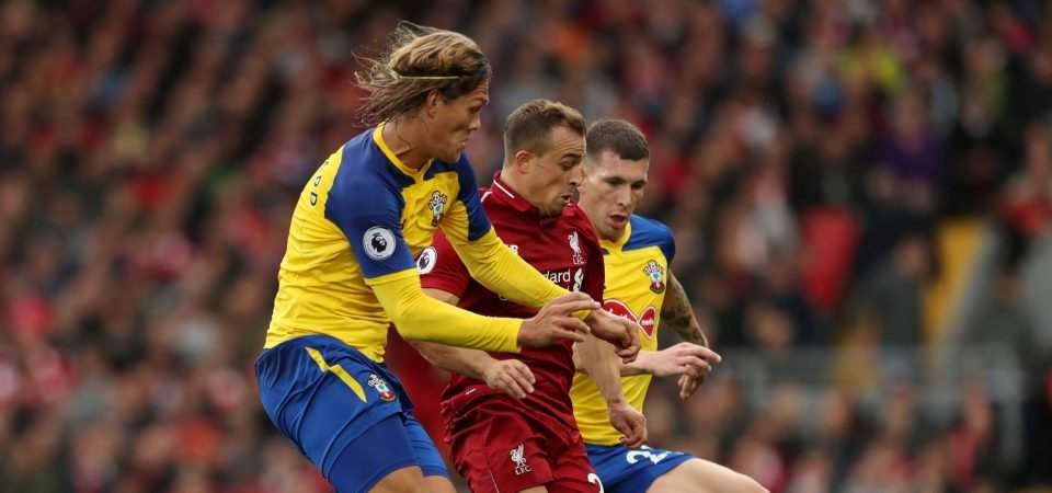 Jannik Vestergaard's Southampton display at Anfield suggests club has wasted £18m