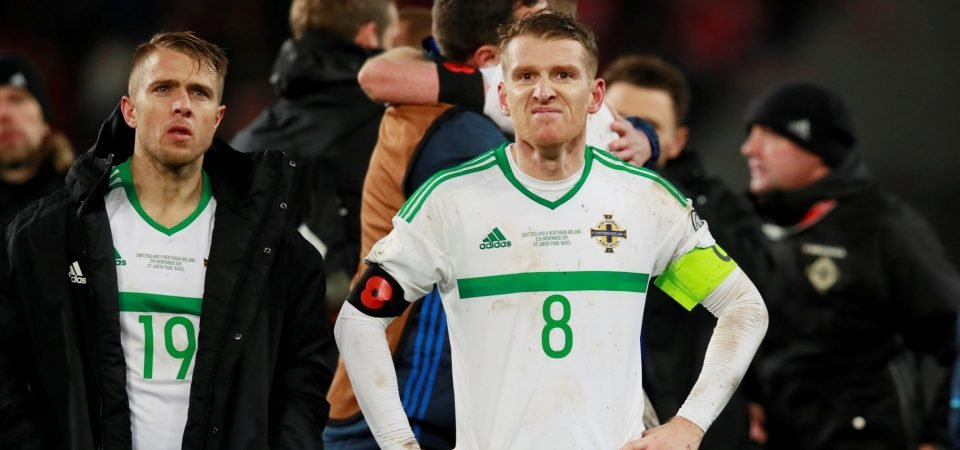 Steven Davis proves he can still be a key player for Southampton in Northern Ireland loss