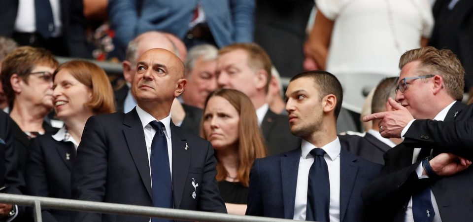 Levy must back up words with transfers