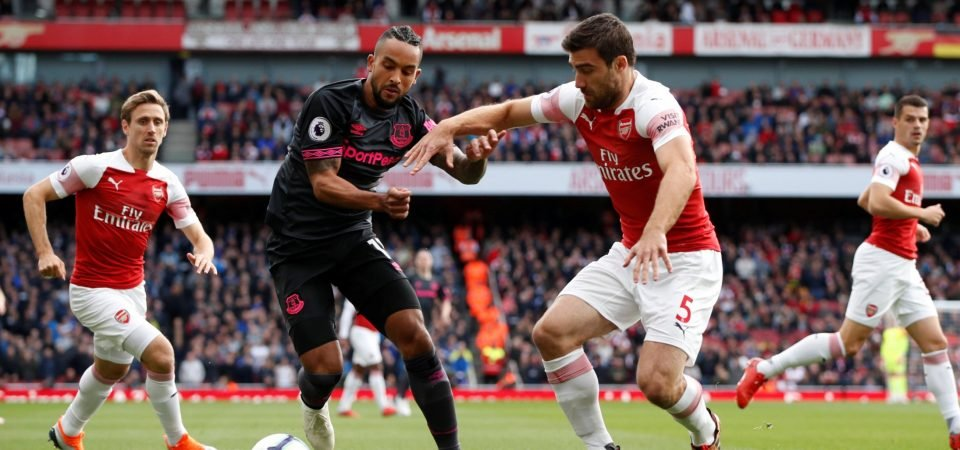 Old habits die hard for Walcott despite impressive performance vs Arsenal