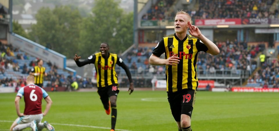Newcastle: Palace join race for Magpies target Will Hughes