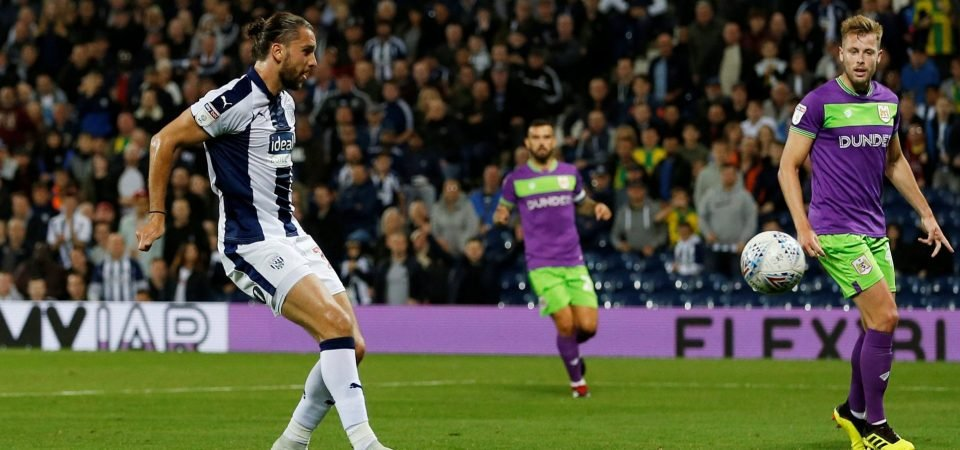 West Bromwich Albion cannot afford to lose Rodriguez to Burnley