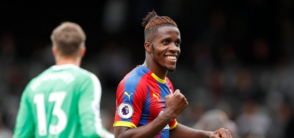 Revealed: Only 35% of Everton fans would prefer club to sign Zaha over a striker