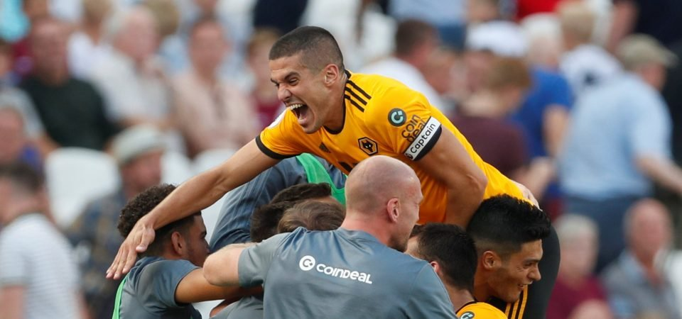 Player Ratings: The four players who impressed Wolves fans most in win over West Ham