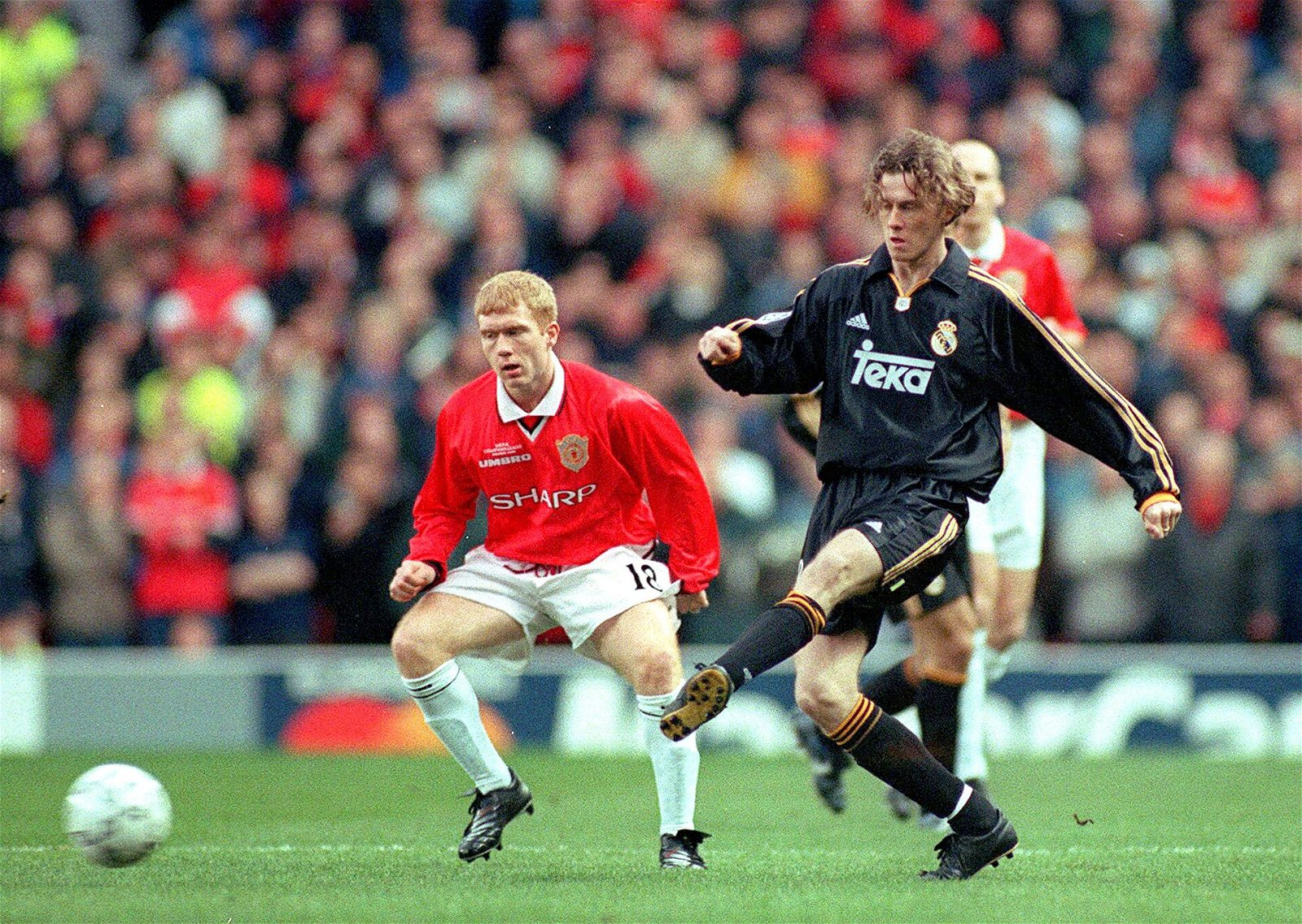 A slice of Premier League genius: Steve McManaman