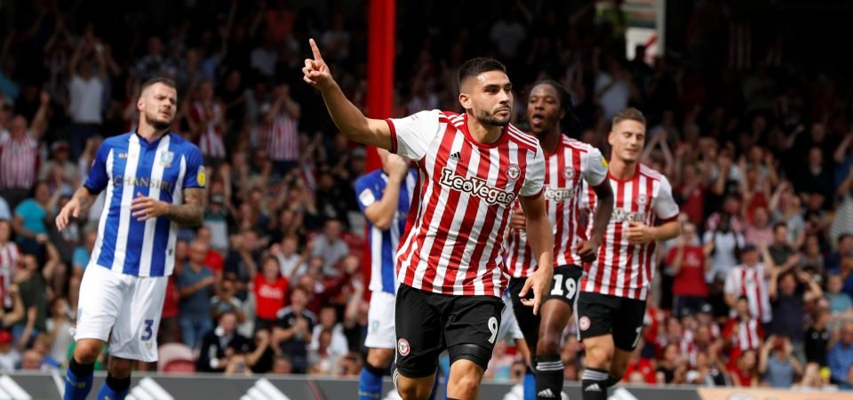 Middlesbrough should move for Neal Maupay in January