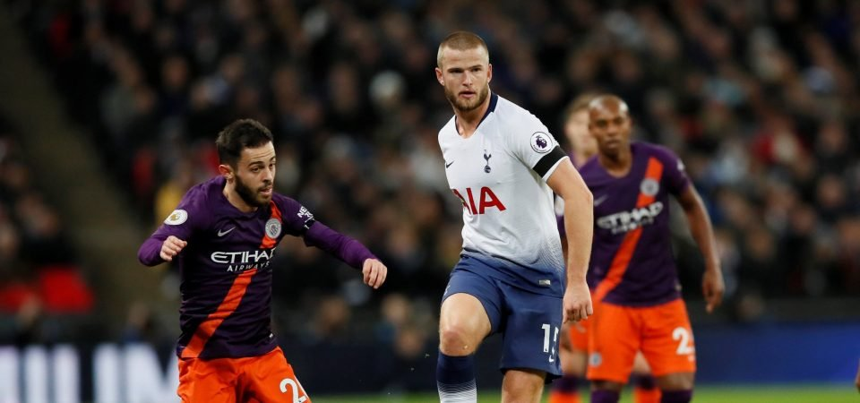 Tottenham fans pleased with Eric Dier return