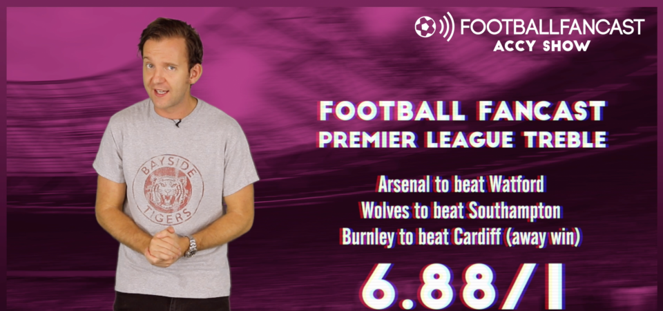Watch: The FFC Accy Show - Another winner & this week's big tips