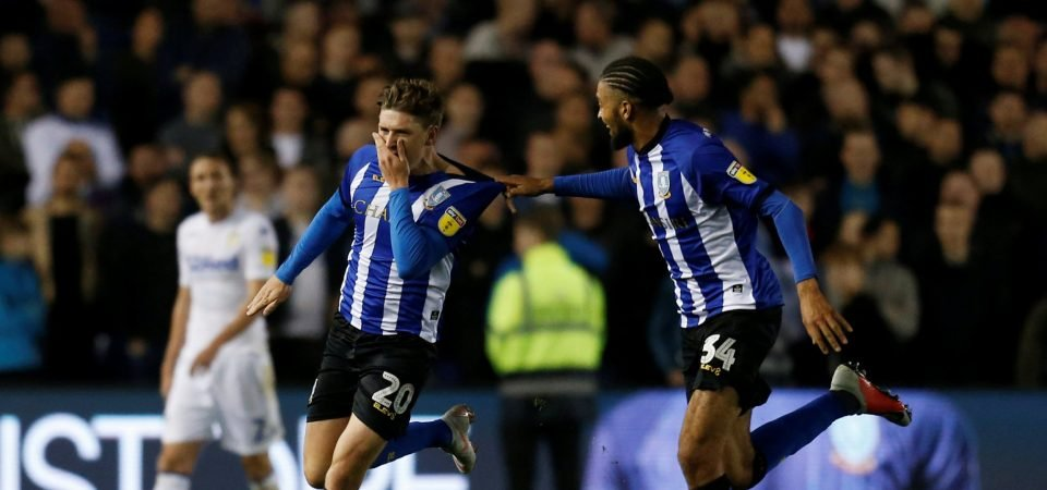 Revealed: Majority of Sheffield Wednesday fans think Adam Reach is worth between £10m-£15m