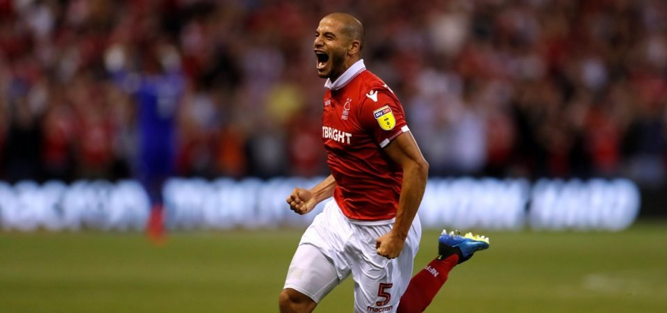HYS: Should Adlene Guedioura replace Ben Watson for Forest against Bolton?