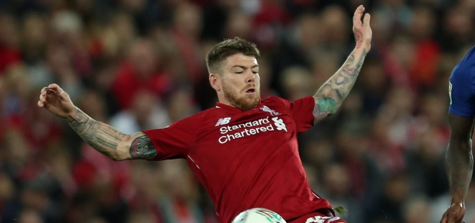 Liverpool fans react to Alberto Moreno's performance against Wolves in the FA Cup