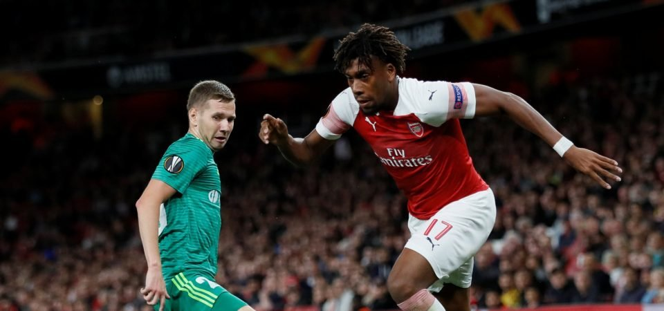HYS: Who should start on the right for Arsenal vs Liverpool?