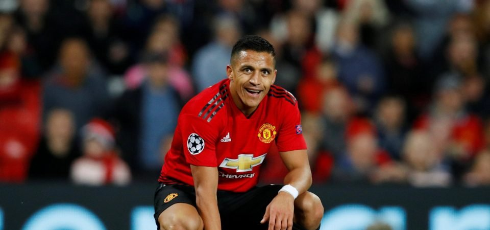 How embarrassing: The one stat that sums up Alexis Sanchez's woeful United career