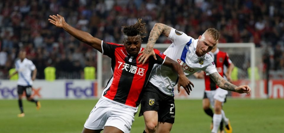 West Ham link to Saint-Maximin should act as a warning to Grady Diangana