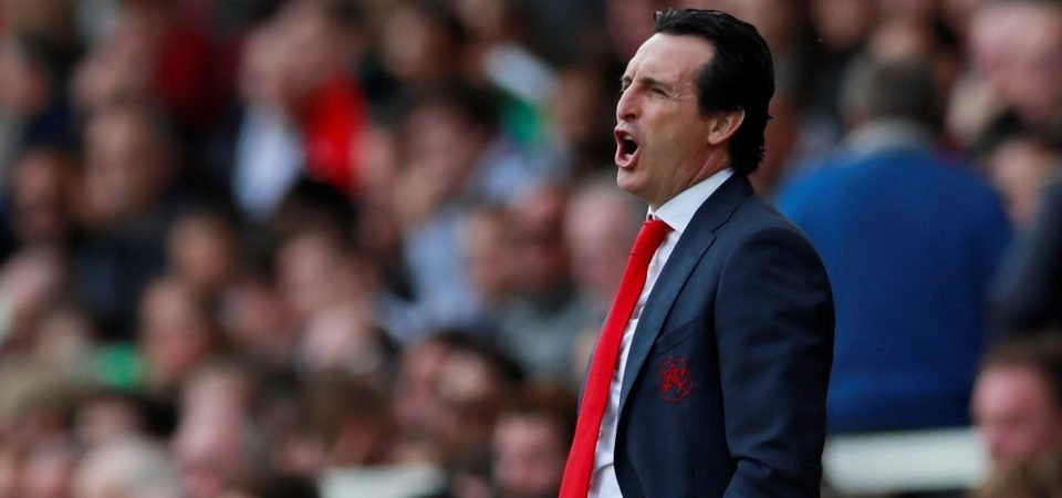 Arsenal fans are furious that Unai Emery missed out on Manager of the Month award