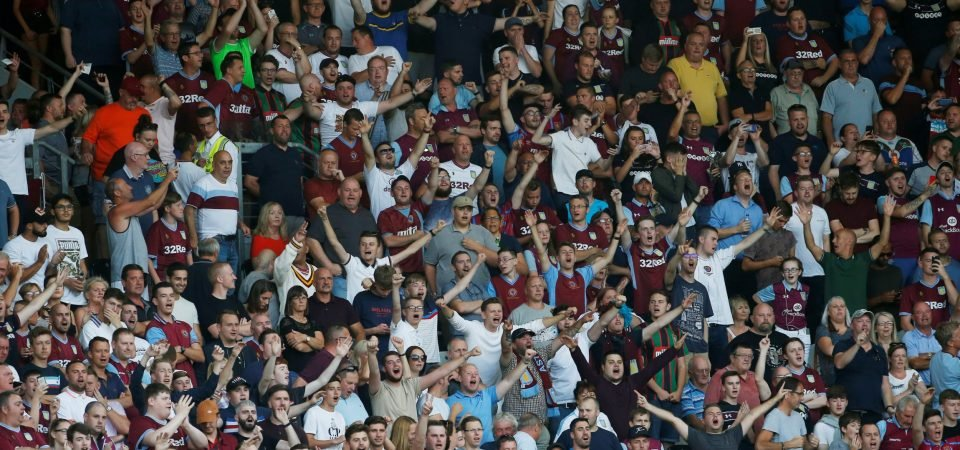 Aston Villa fans blast West Brom fans for chanting
