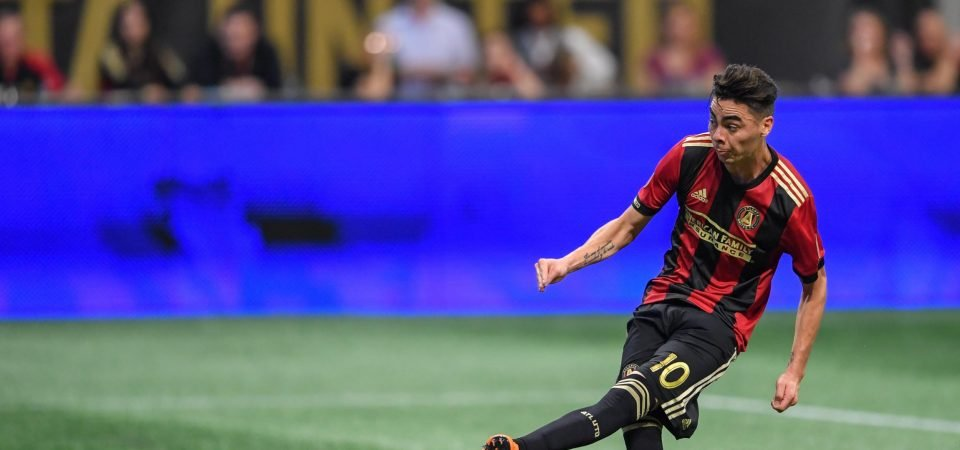 West Ham United linked with January swoop for Almiron, fans react
