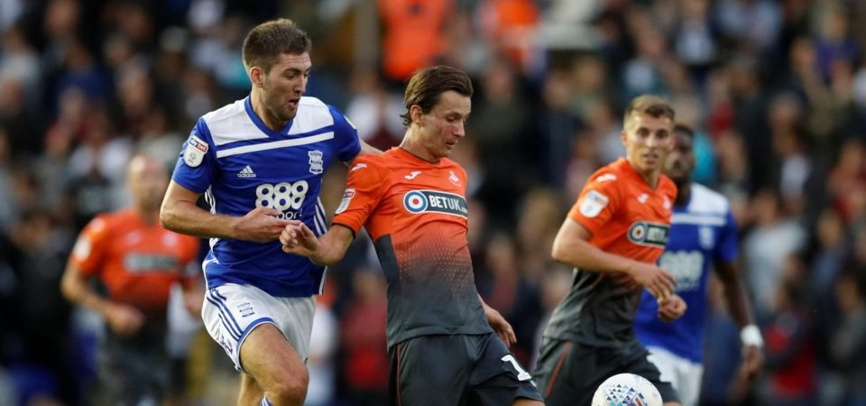 Swansea Injury News: Bersant Celina a doubt for Norwich clash but absence would give Bony a chance