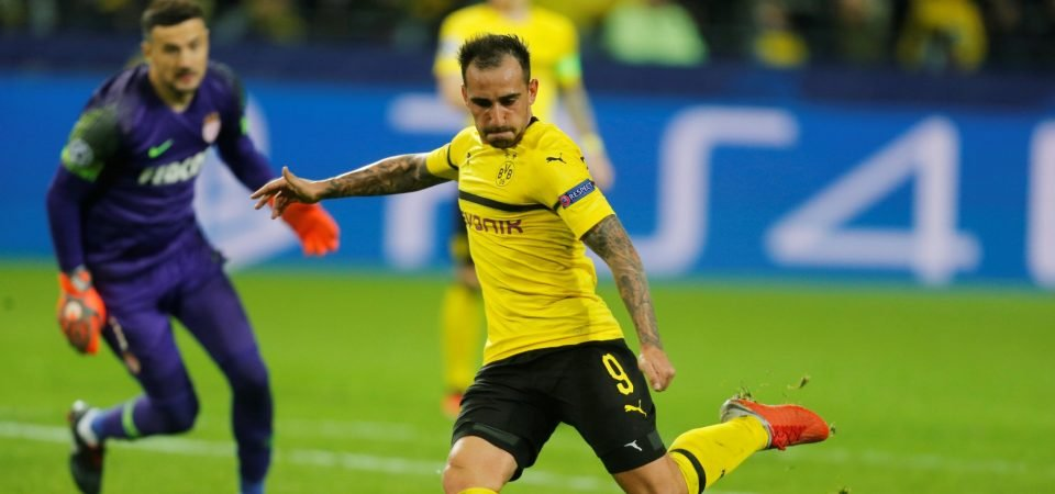 West Ham should have signed Paco Alcacer instead of Lucas Perez