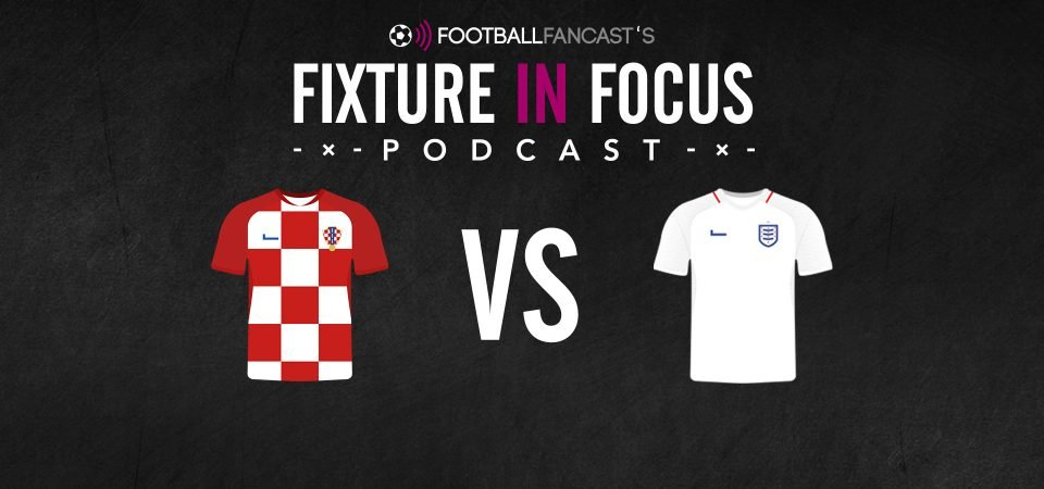 Fixture in Focus Podcast - Episode 11 - Croatia v Spain & The Big FiF Quiz