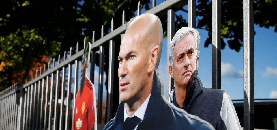 Zinedine Zidane is the perfect man to take over at Man United