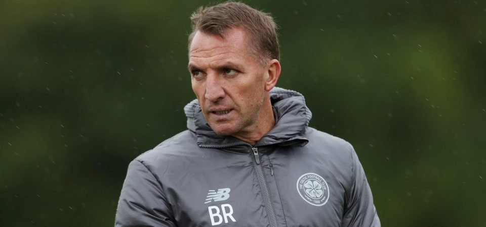 Rodgers' record on the line in Scottish Cup clash with St. Johnstone
