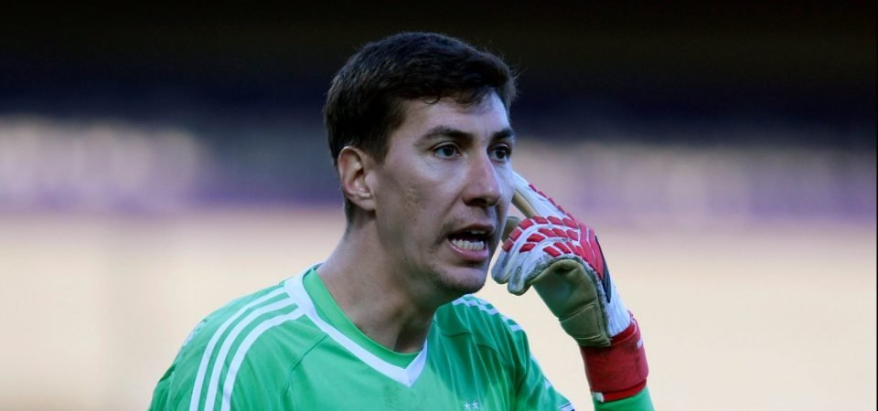 Nottingham Forest fans on Twitter slate Costel Pantilimon after mistakes against Millwall