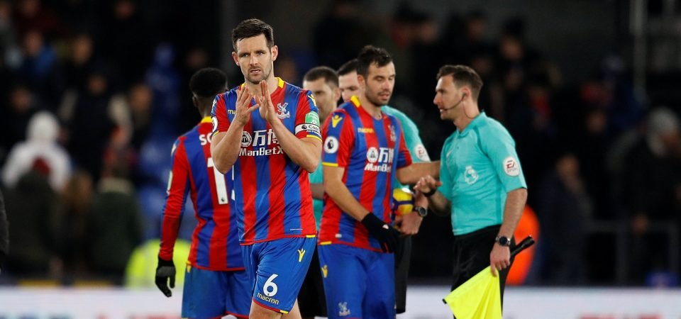 Crystal Palace Injury News: Scott Dann makes comeback vs Dulwich Hamlet