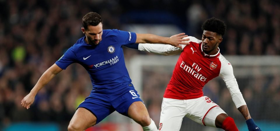 Chelsea struggling to find buyer for flop Drinkwater