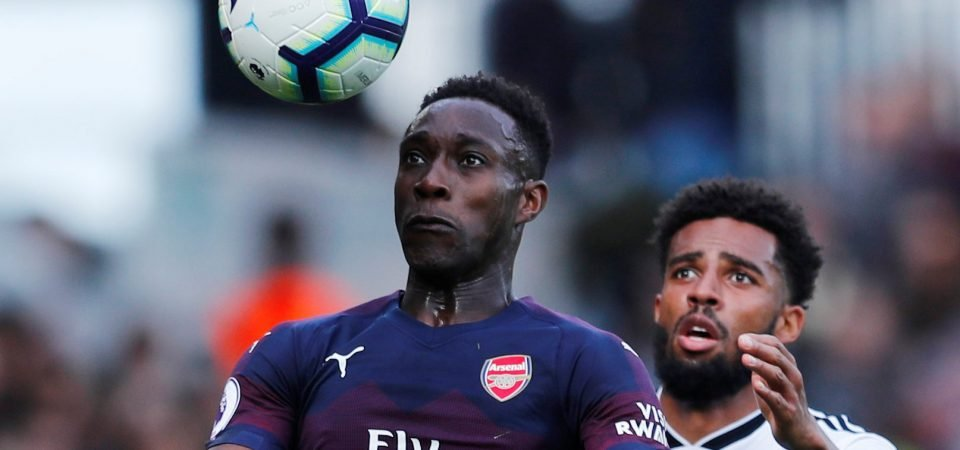 Stay away! Everton fans don't want Danny Welbeck to sign for the club