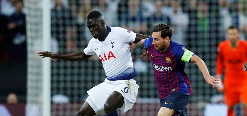 Sanchez display vs Barcelona shows Alderweireld is dispensable for Spurs