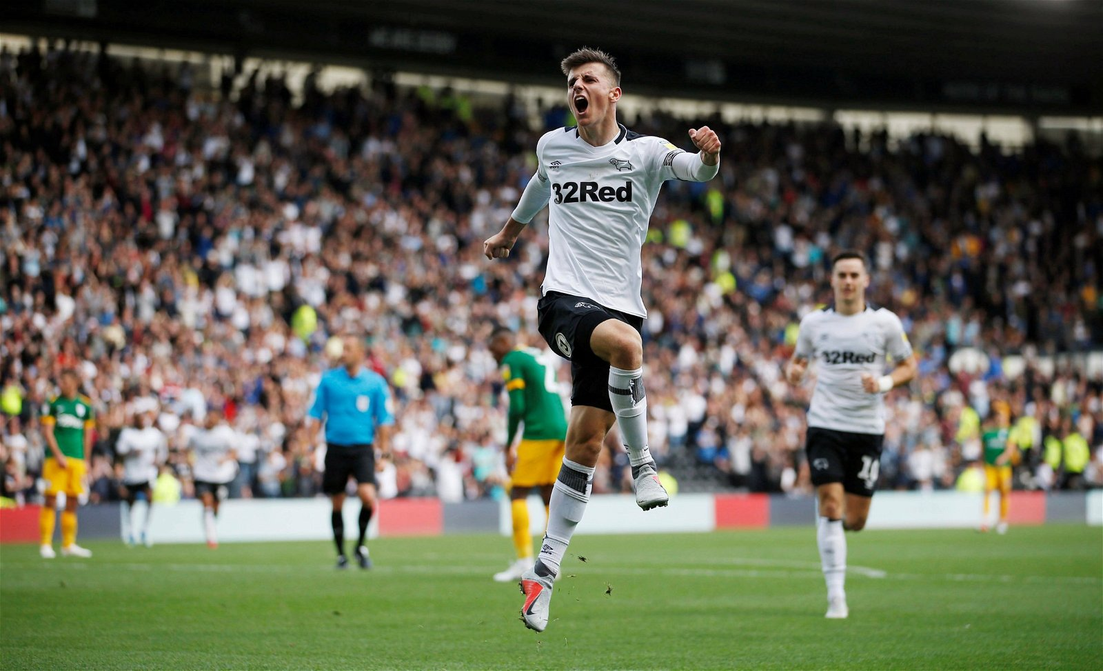 Derby County Mason Mount - 29-goal pairing, Grealish vs Tomori: Where Aston Villa vs Derby will be won and lost