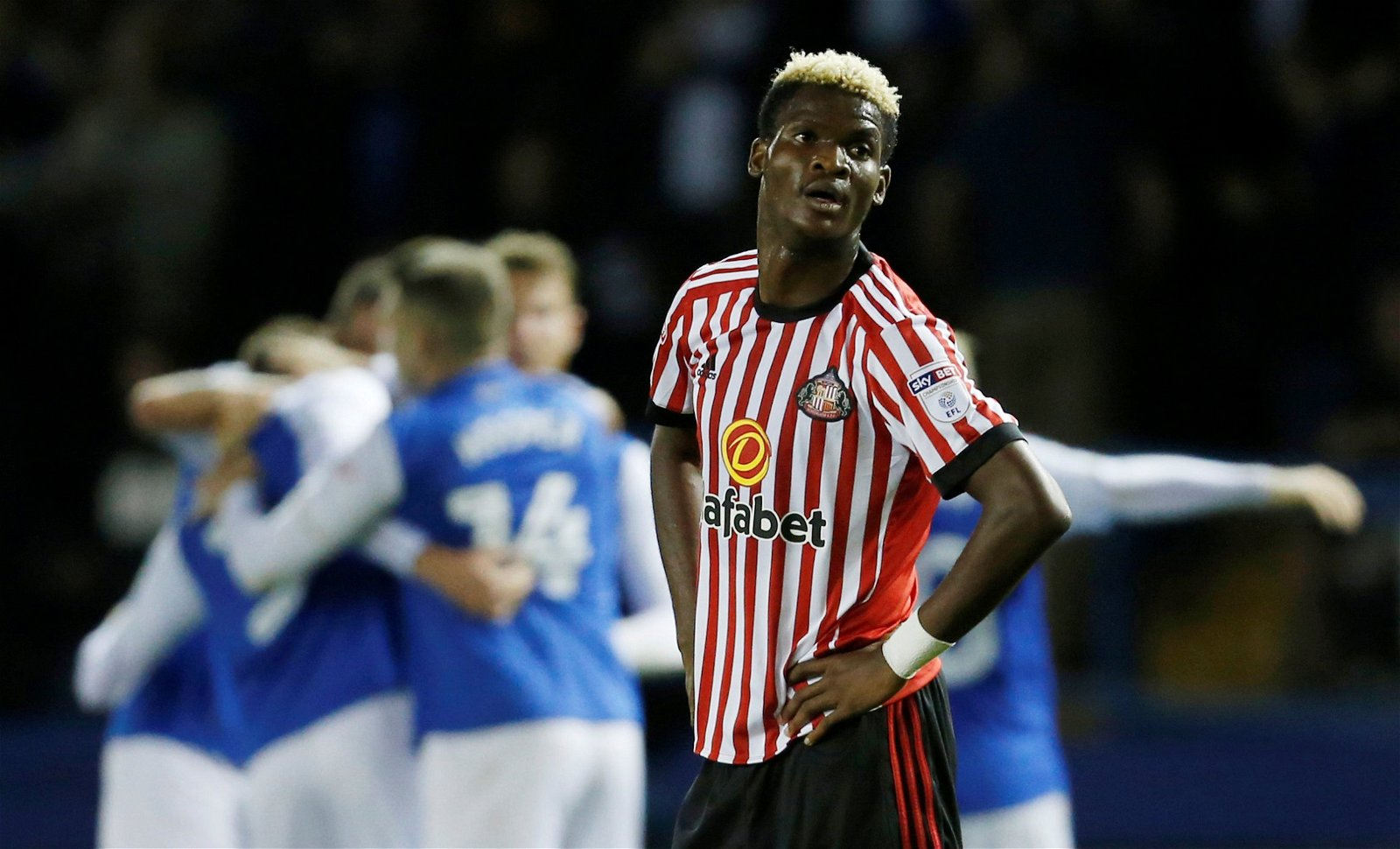 Didier Ndong for Sunderland
