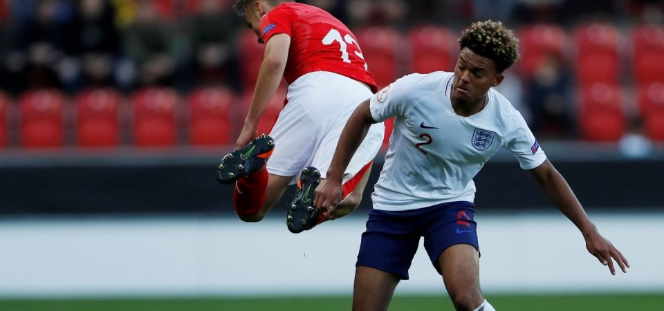 Arsenal lead chase for Ipswich full-back Dylan Crowe
