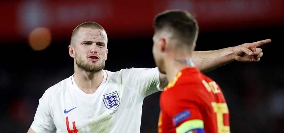 Barcelona eye shock move for Tottenham's Eric Dier