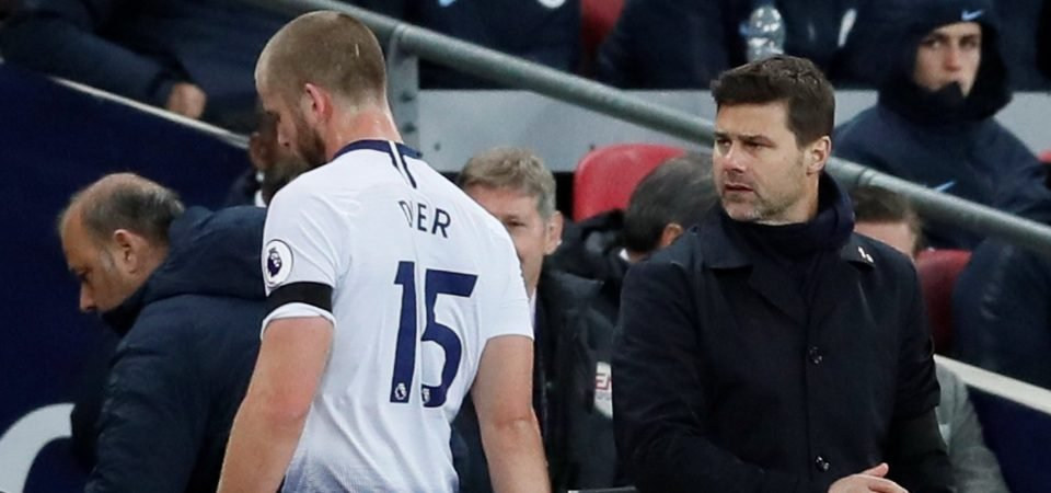 The Chalkboard: Tottenham must drop Eric Dier after woeful performance