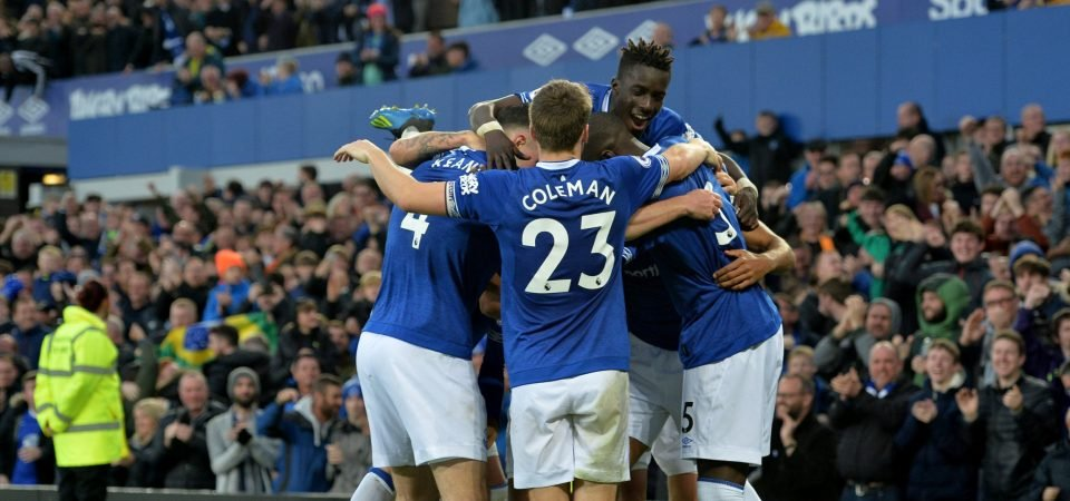 Everton Player Ratings: Three who impressed & three who disappointed against Crystal Palace