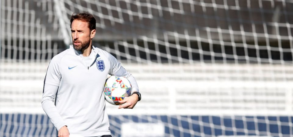 New England: Gareth Southgate's exciting youngsters to take centre stage