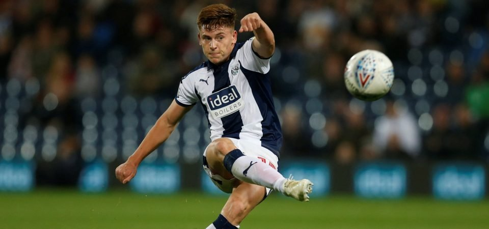Revealed: 28% of polled West Brom fans think on-loan Leicester starlet Harvey Barnes is worth £15m - £20m