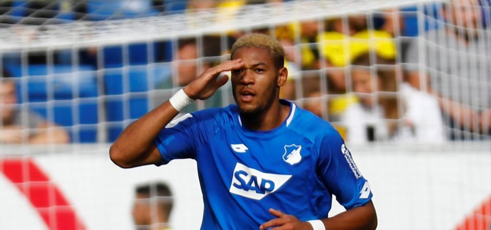 Newcastle target Joelinton has received glowing endorsements
