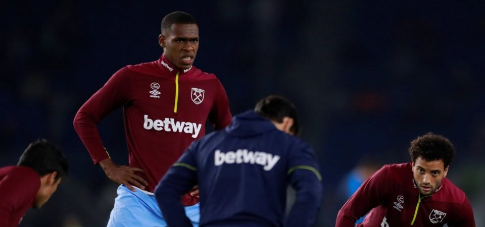 Issa Diop's performance provides West Ham fans with a reason to be cheerful despite defeat to Spurs
