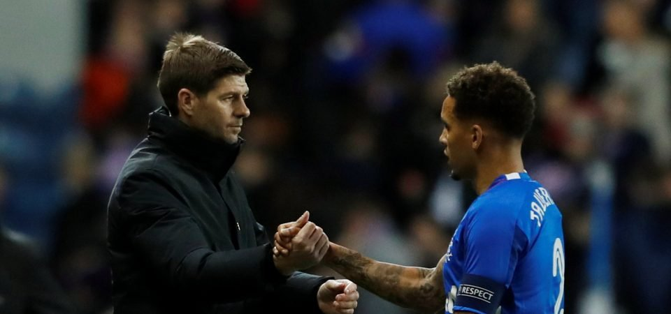 Rangers eyeing James Tavernier replacement for January